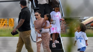 Kim Kardashian, Kanye West Arrive in Miami, Next Stop Glamping
