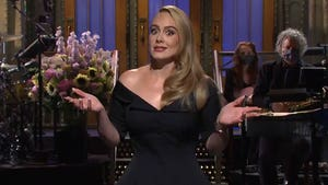 Adele Jokes About Her Weight Loss on 'SNL', Attributes it to COVID