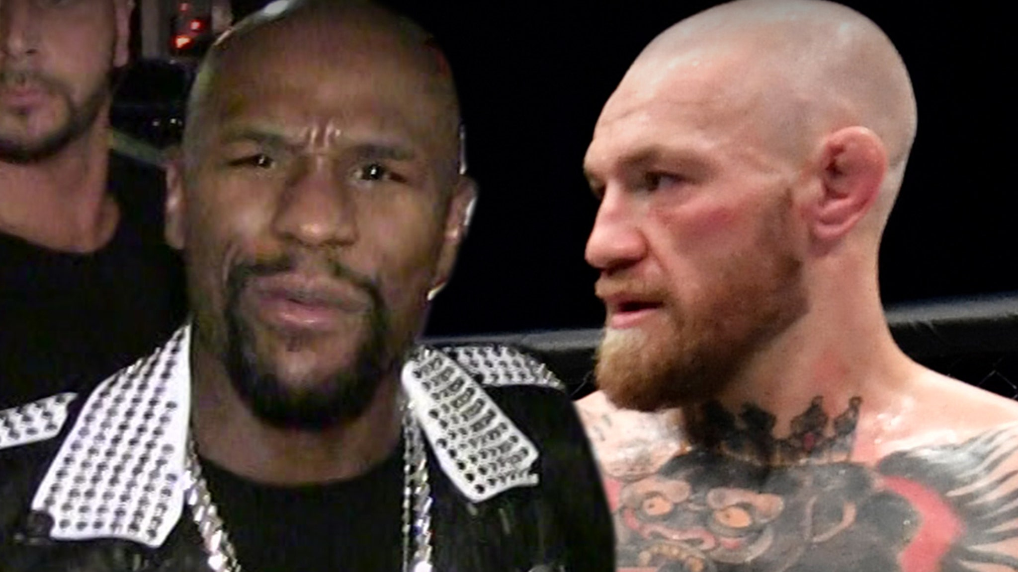 Floyd Mayweather Rips Conor McGregor As 'Con Artist McLoser' After UFC Knockout – TMZ