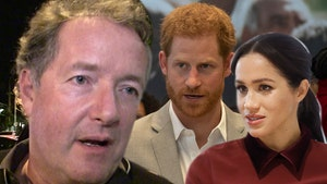 Piers Morgan Dragged Over Meghan, Harry on 'Good Morning Britain'