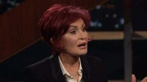 "Bill Maher and Sharon Osbourne Say ""The Talk"" Suppresses Free Talk"