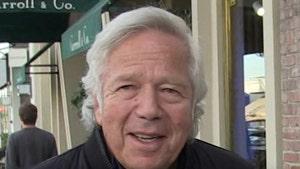 Robert Kraft Gives Mourning Frontline Worker, Daughter Disney World VIP Treatment