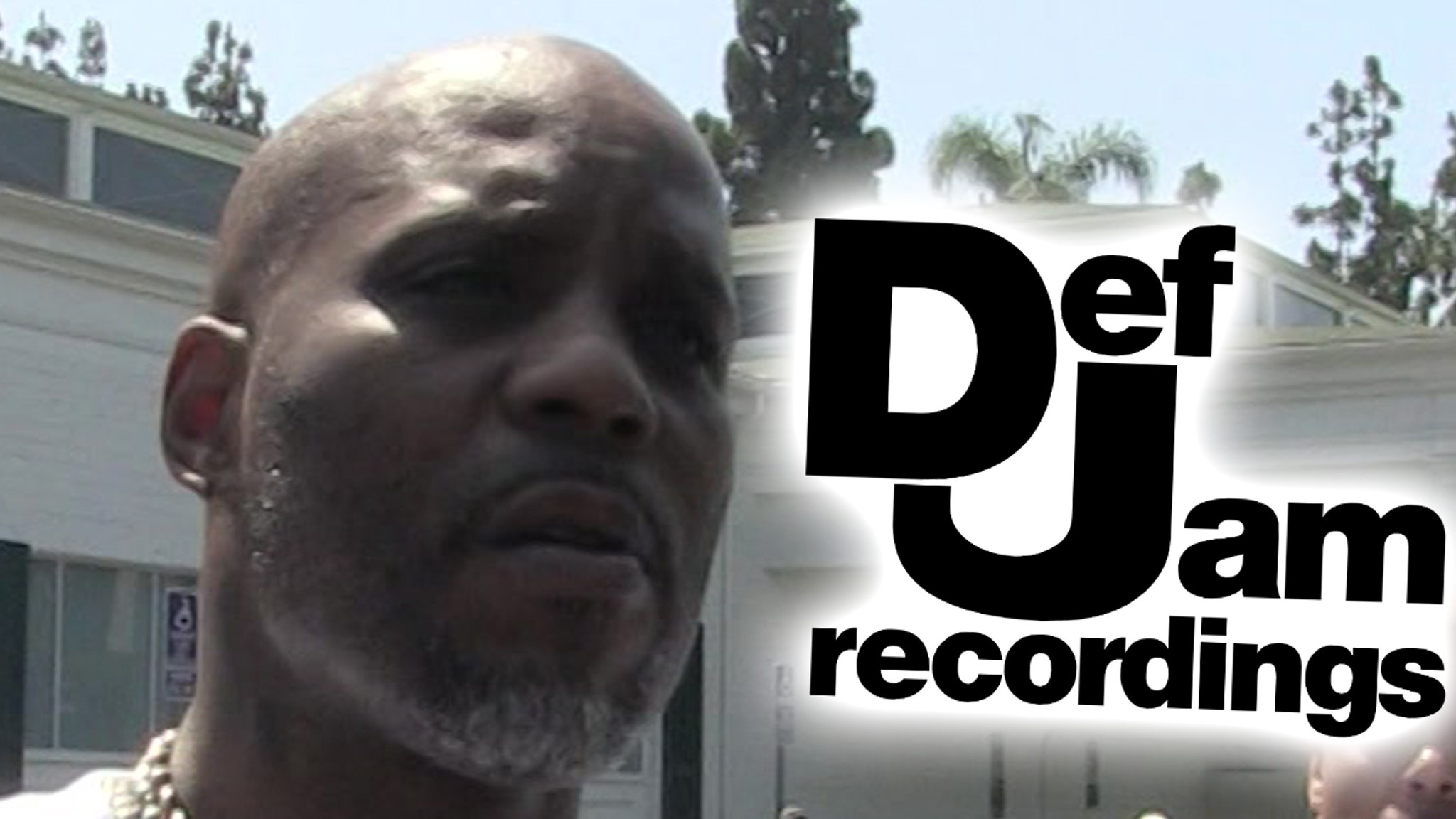 Def Jam Covered DMX's Funeral Costs, Shelled Out $35k - TMZ
