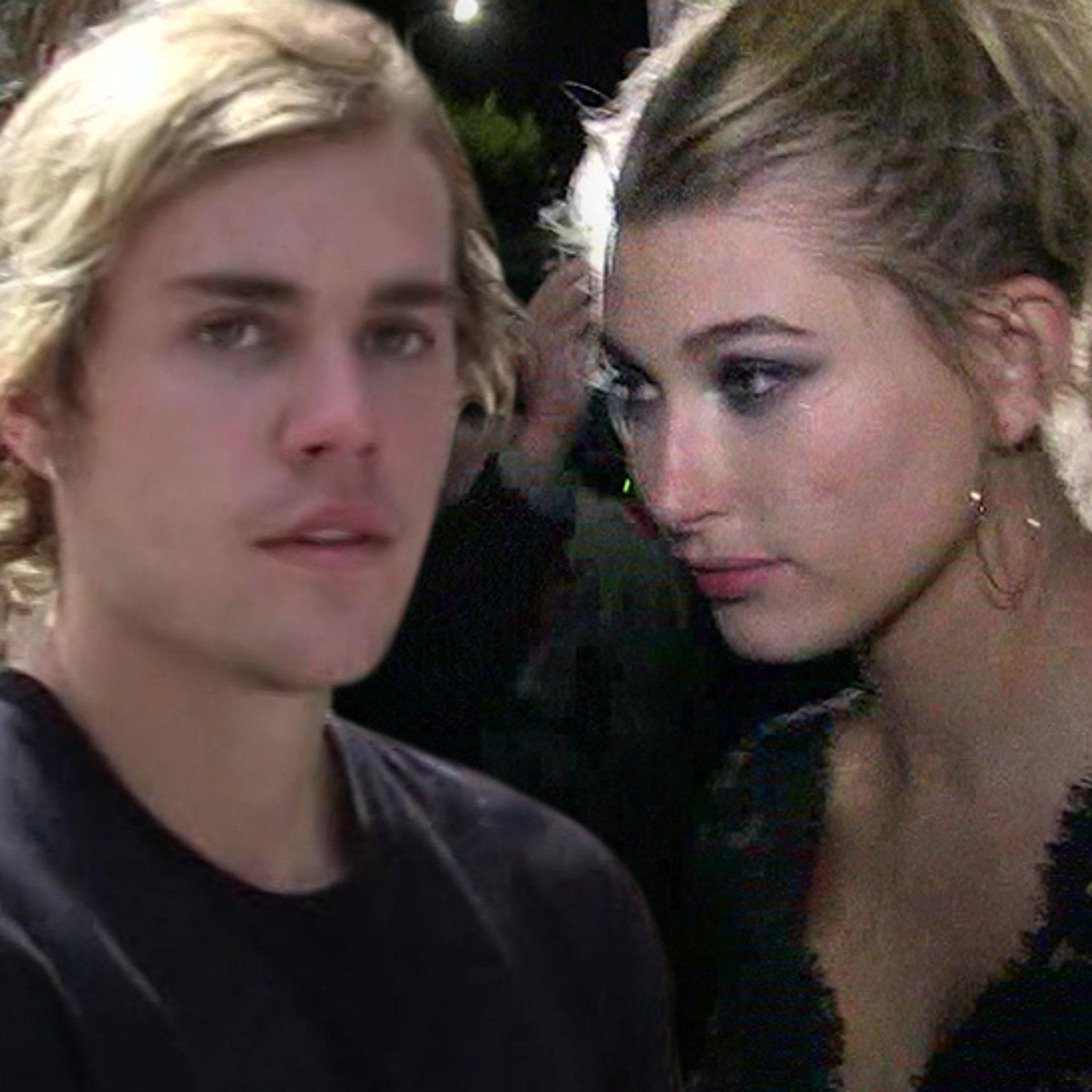 Justin & Hailey Bieber Postpone Wedding Ceremony, Again