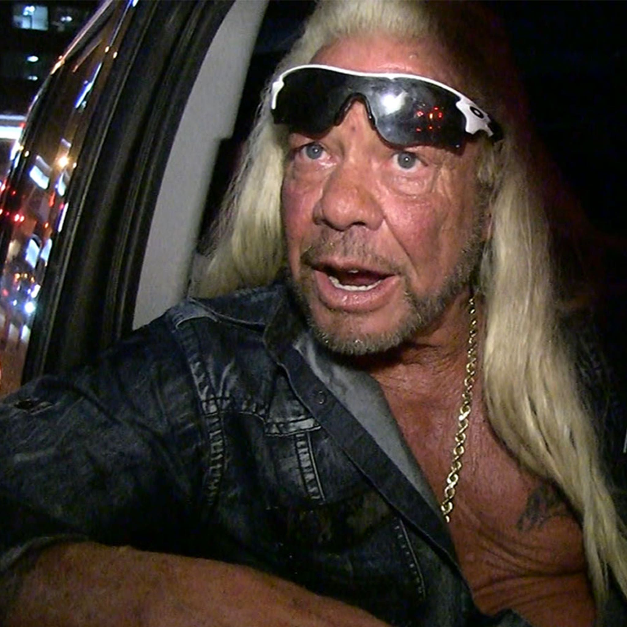 Dog the Bounty Hunter Explains Why Burglary Might've Been an