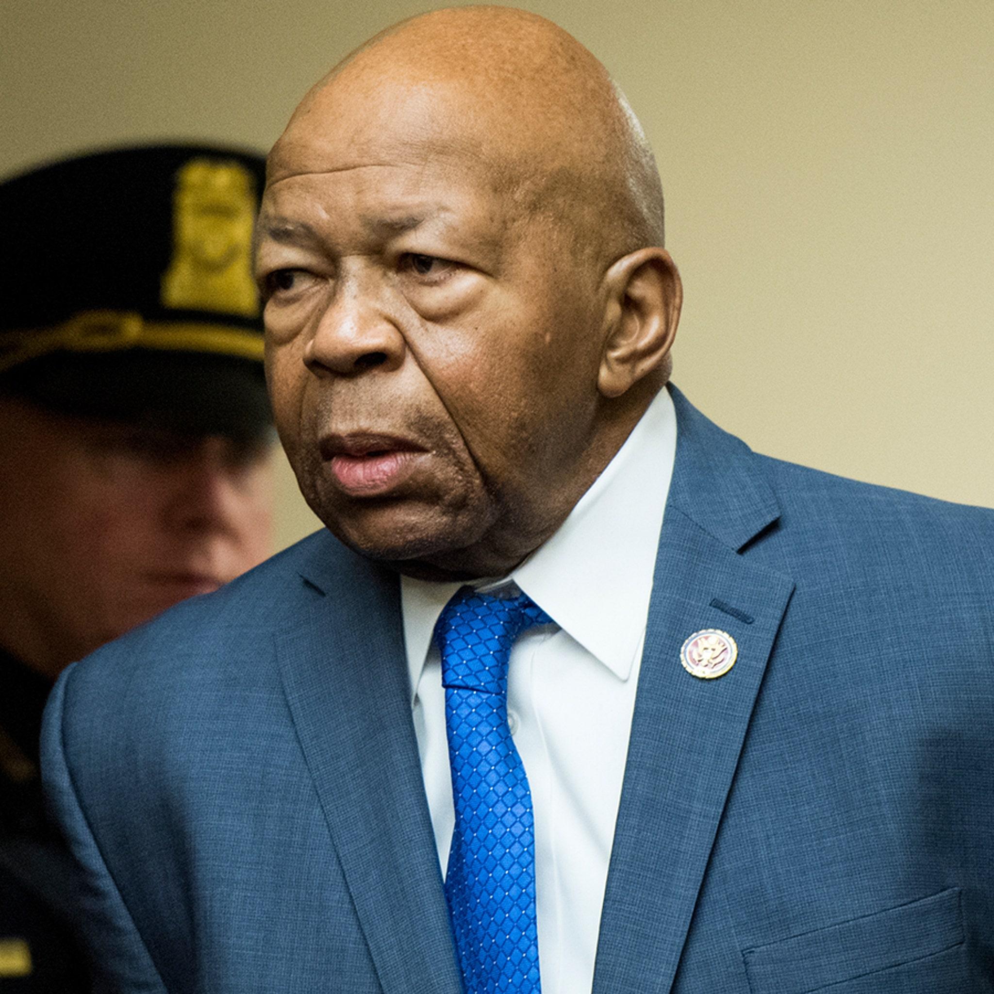Rep. Elijah Cummnings Dead at 68