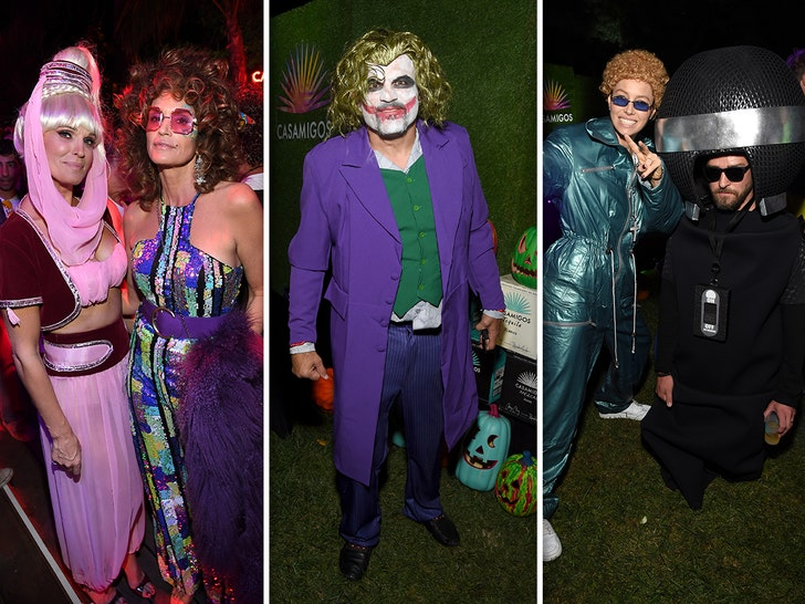 George Clooney, Rande Gerber Host Casamigos Halloween Party  Ba84c5995926408582c108b95b729916_md
