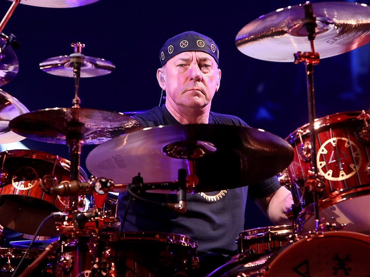 NEIL PEART, Canadian Musician and Writer