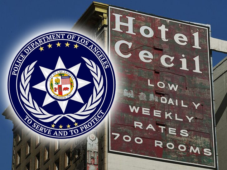 'Vanishing at the Cecil Hotel' Triggers Bizarre Tips to LAPD.jpg
