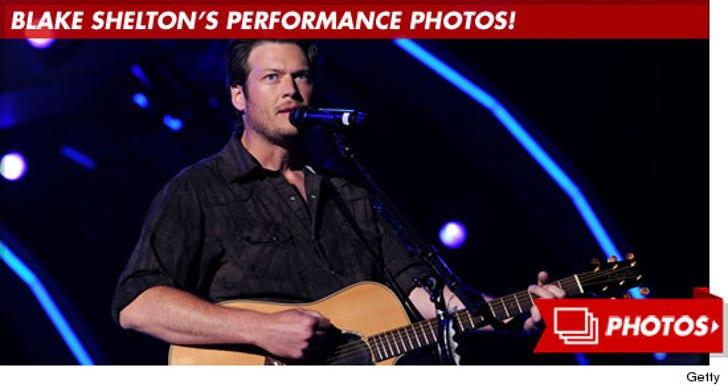 Blake Shelton Photos