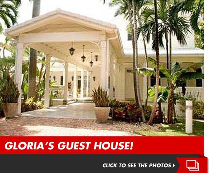 Gloria Estefan's Guest Beach House for Rent!