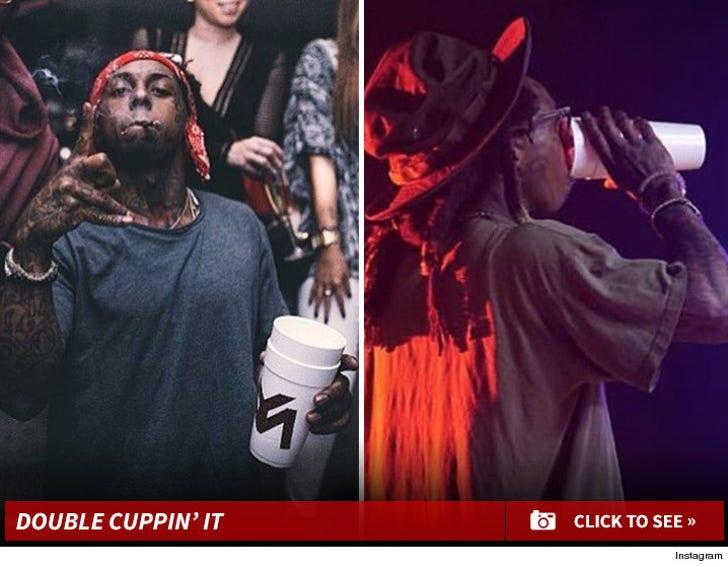 Lil Wayne - Double Cuppin' It