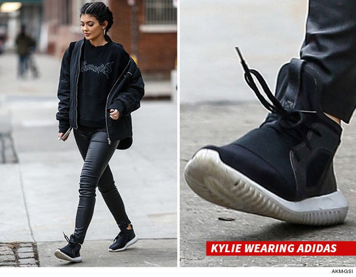 Kylie Jenner Puma Says I Can Just Do It