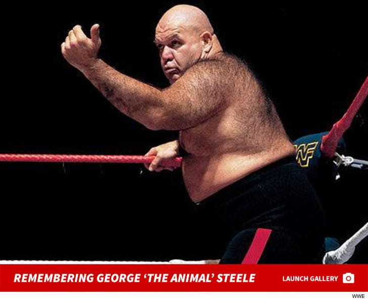 Remembering George 'The Animal' Steele