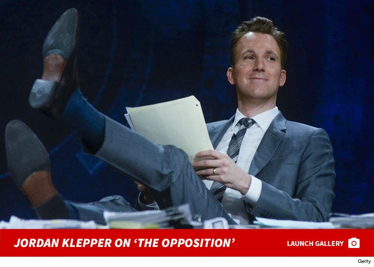 Jordan Klepper On 'The Opposition'