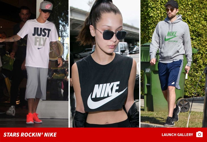 Stars Rockin' Nike