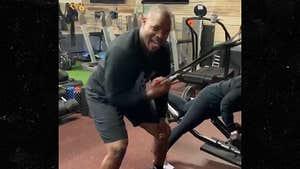 Martellus Bennett Crushes Workout, I'm Coming Back W/ Jason Witten!!