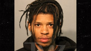 'Empire' Star Bryshere Gray Arrested in Chicago for Driving-Related Offenses