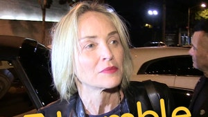 Sharon Stone Kicked Off Bumble For Alleged Fake Account
