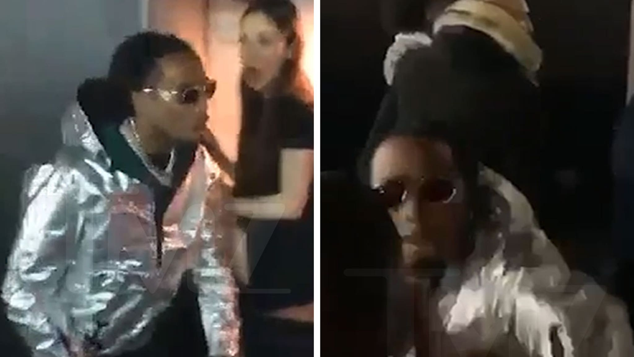 Quavo Gets Pissed, Throws Punches at Paris Fashion Week Party