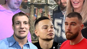 Post Malone Enlists Gronk, Manziel and MGK For Virtual Beer Pong Tourney