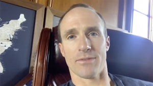 Drew Brees Vows $5 Million Donation Will Feed Kids, Put Adults' Minds at Ease