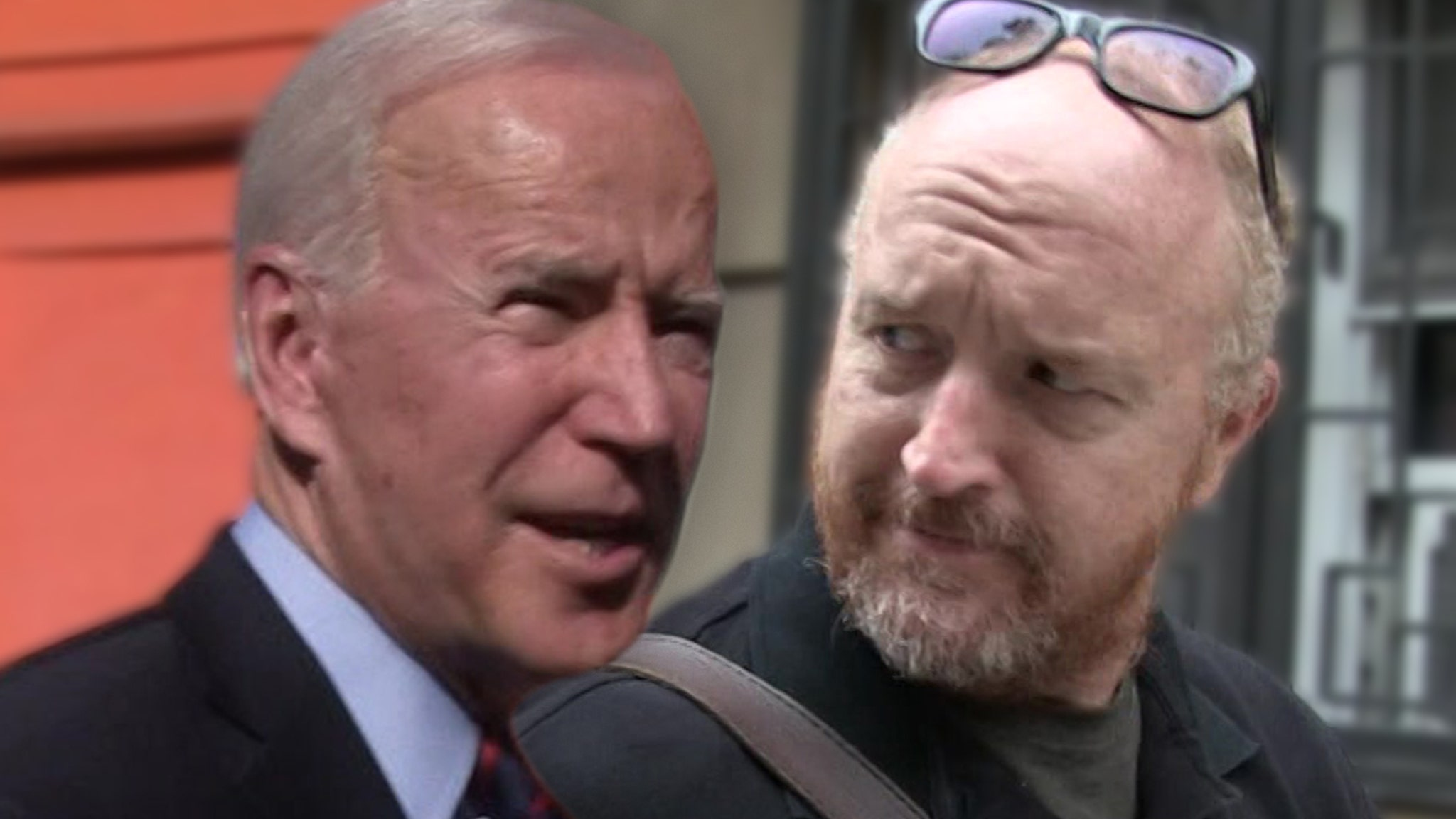 Joe Biden No Thanks, Louis C.K. ... Campaign Returns Donation