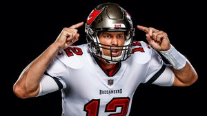 Tom Brady's First Tampa Bay Buccaneers Uniform Pics Revealed