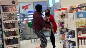 Maskless Woman Goes on 'Kung Fu' Attack in Racist Outburst