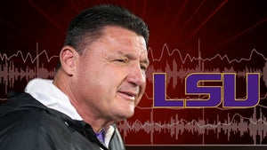 LSU's Ed Orgeron Running His Ass Off After Divorce, 'I Have a Lot of Time'