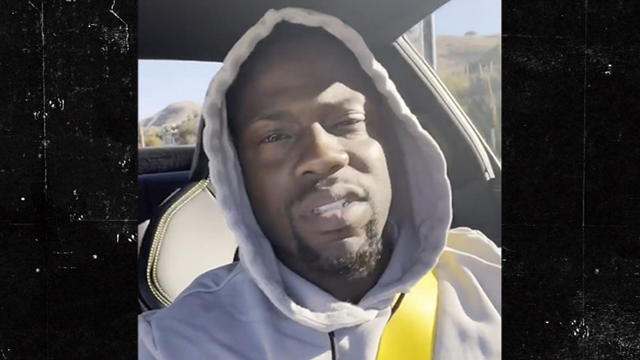 Kevin Hart's Ex-Pal J.T. Jackson Gets Final Charge Dropped in Sex Tape Scandal