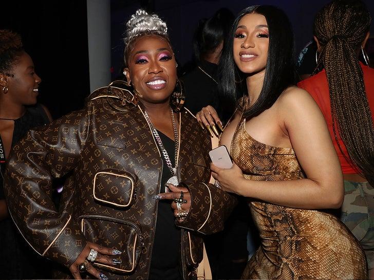 Missy Elliott's VMAs After-Party