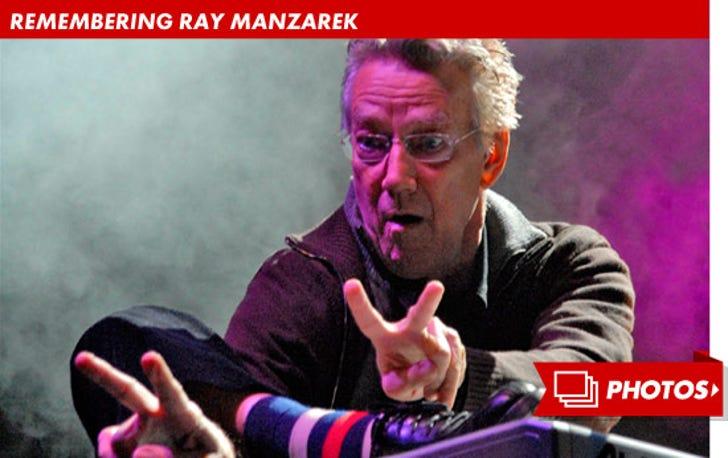 Remembering Ray Manzarek
