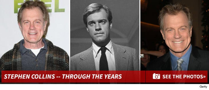 Stephen Collins -- Through The Years
