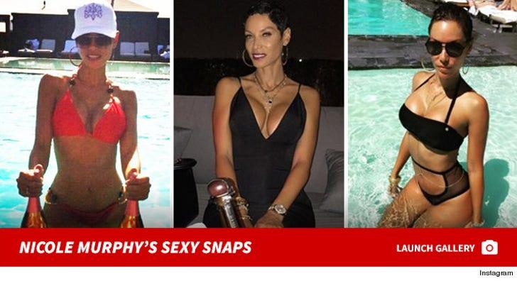 Nicole Murphy's Sexy Snapshots