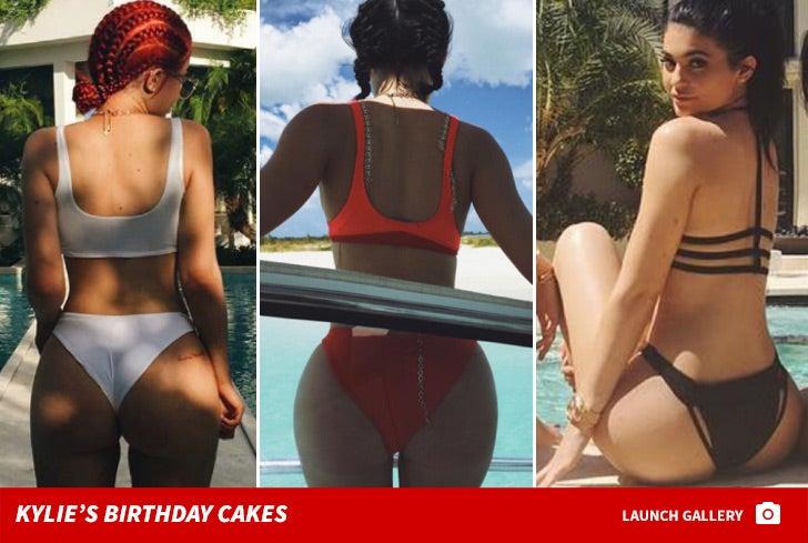 Kylie Jenner's Birthday Kakes