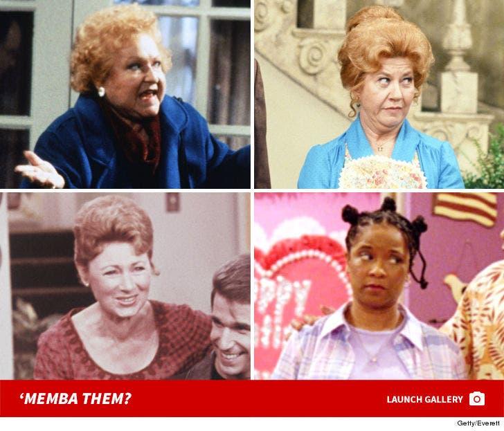 Classic TV Moms -- 'Memba Them?