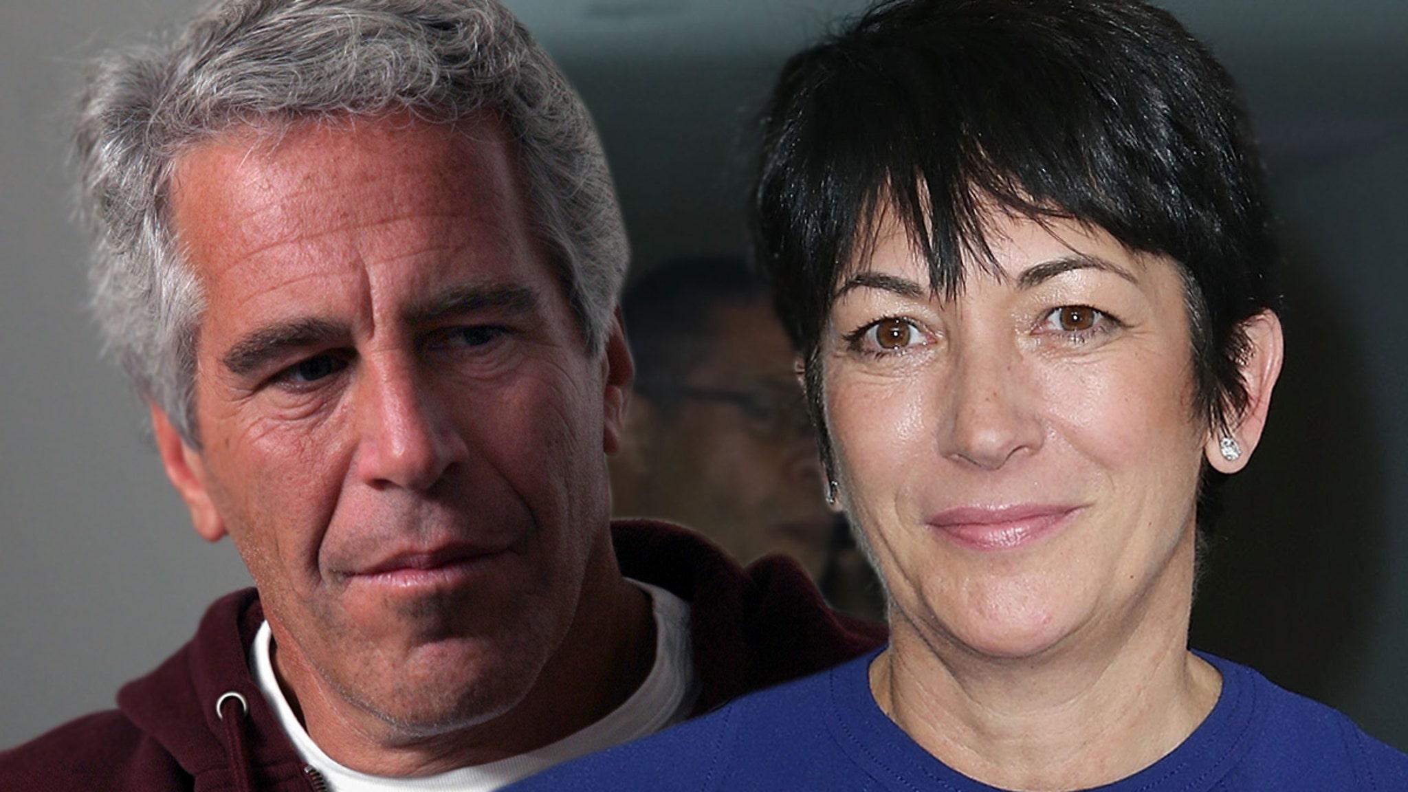 Jeffrey Epstein's Accuser Sues His Estate, Alleged Recruiter
