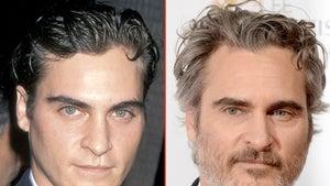 Joaquin Phoenix -- Good Genes or Good Docs?!