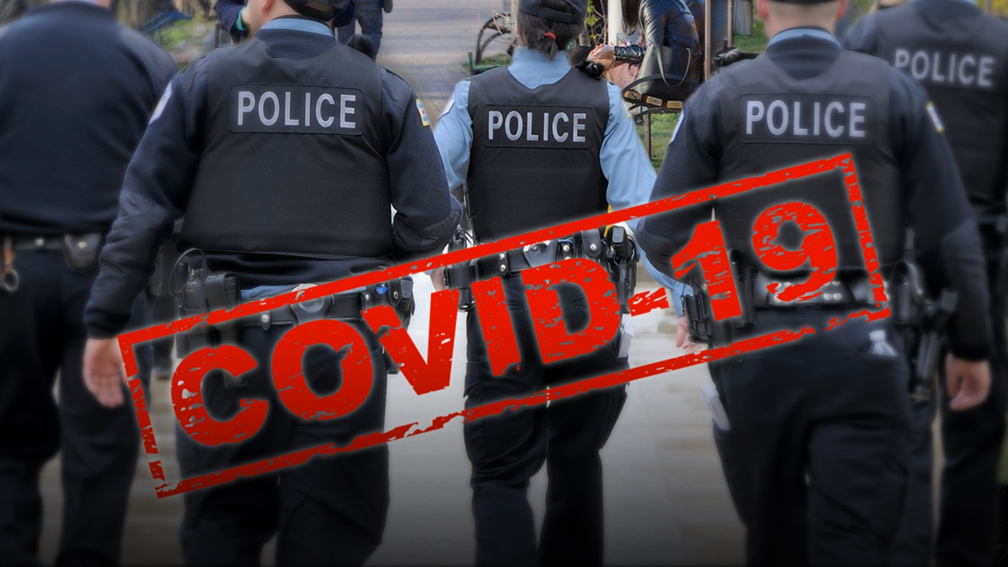 Photo of Cops Across the Country Cracking Down on Coronavirus Gatherings | TMZ