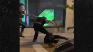 Chicago Cop Charges Protester, Throws Him Down, Punches Head