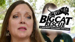 Carole Baskin's Reality TV Plans Won't Hurt Big Cat Rescue