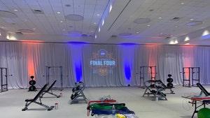 New NCAA Women's Weight Room Revealed in San Antonio