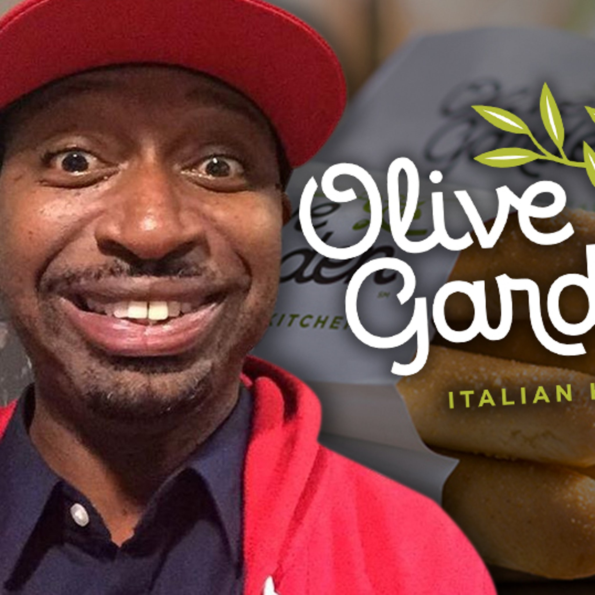 Comedian Ricky Smith Thanks Olive Garden For The 6 000 Apology