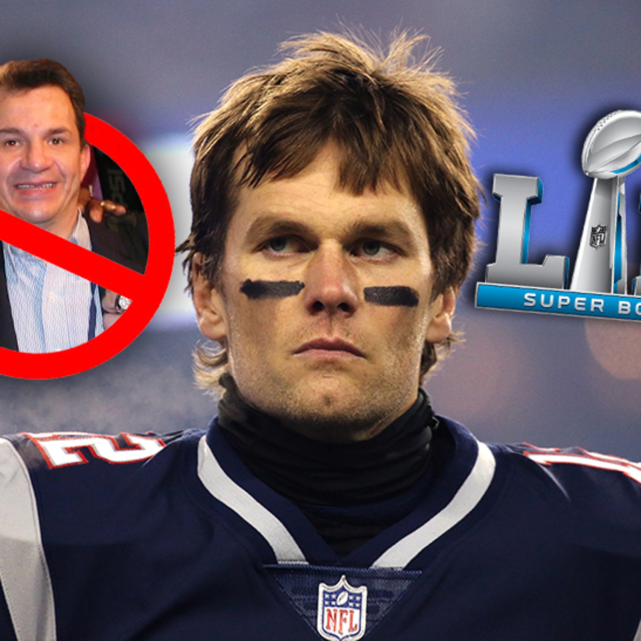 Tom Brady's Jersey Will Be On Lockdown at Super Bowl LII