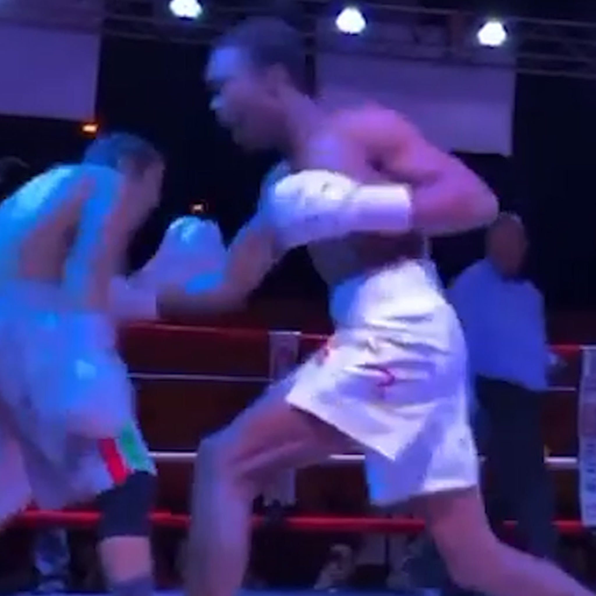 Evander Holyfield's Son Destroys 2nd Opponent With 3rd-Round KO