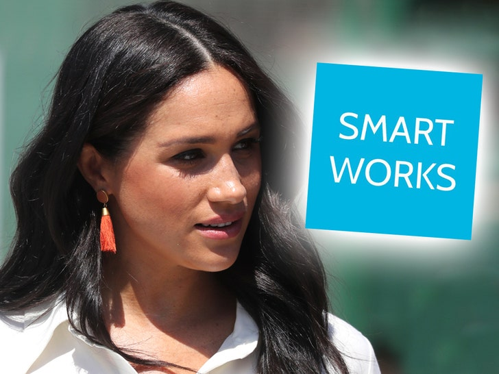 Meghan Markle No Longer Referred to as 'Royal' on Charity Site, Sorta
