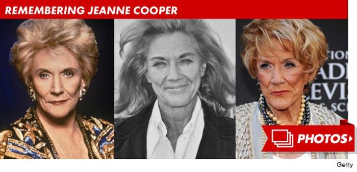 Remembering Jeanne Cooper