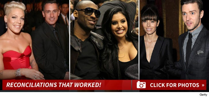 Celebrity Reconciliations That Worked!