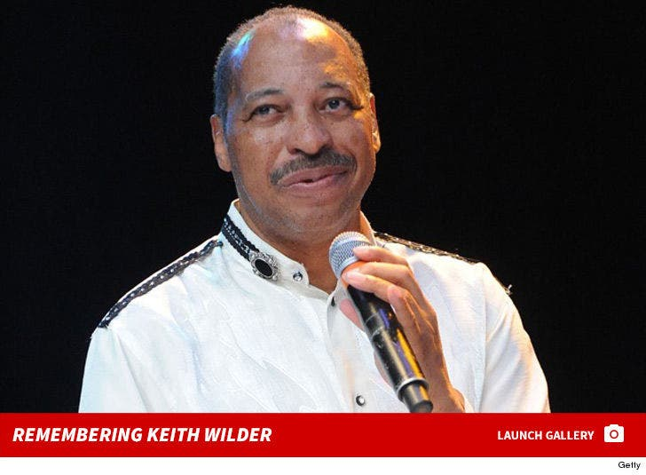 Remembering Keith Wilder